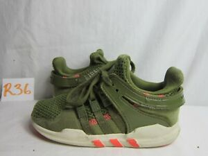 7c7b1d5f0a36 Image is loading Adidas-Originals-EQT-Support-ADV-I-Toddler-Shoes-