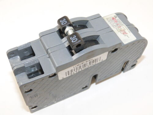 QC30 Zinsco Sylvania UBIZ230 2p 30a 120//240v Circuit Breaker NEW 1yr Warranty