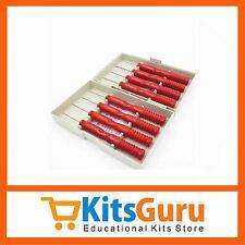 8PCS Box Hollow needles needle desoldering tool Stainless Steel KG369