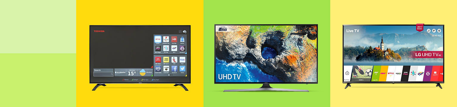 Big Screens, Small Prices