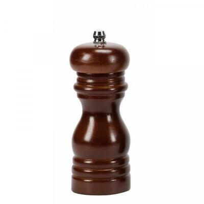 ILSA Macina SALE//PEPE in legno NOCE con MACINA in ceramica h15cm
