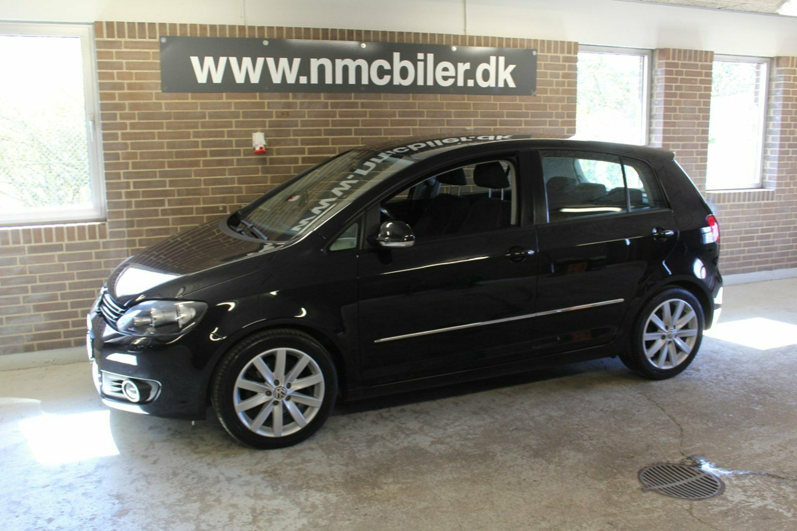 VW Golf Plus 1,4 TSi 122 Highline 5d - 109.800 kr.