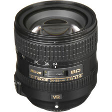 Nikon Zoom-NIkkor 24-85mm f/3.5-4.5 AF-S VR IF ED G Lens - Black