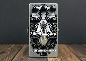 Catalinbread-Dirty-Little-Secret-MKIII-Guitar-Effect-Effects-Pedal-NEW