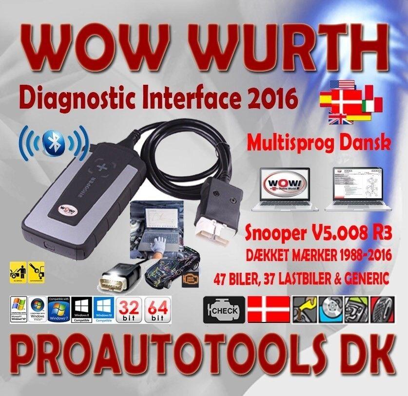 Wurth WOW & CDP Delphi 2016 – dba dk – Køb og Salg af Nyt og