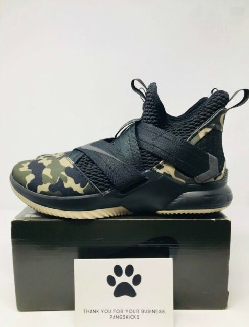 c1b8a16ed34 Men s Nike Lebron Soldier XII 12 SFG Size 12.5 Ao4054 001 Basketball ...