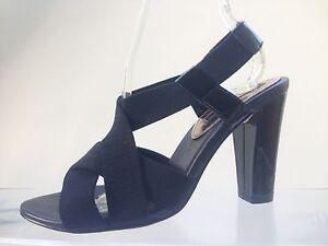 d75098655806e Details about Banana Republic Patent Leather Strappy Sandals Size 6 1/2.  GOOD!