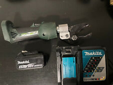 Greenlee Gator Cutter Cable Es32l Ets8l 1 Battery And Charger No Case