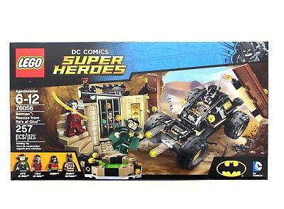 deliverance from the Ra/'s al Ghul 76056 Lego Super Heroes Batman
