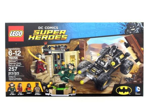 deliverance from the Ra/'s al Ghul 76056 Lego Super Heroes Batman