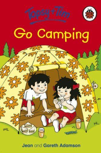 Topsy and Tim: Go Camping,Jean Adamson