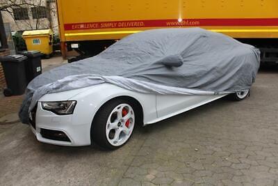 Panopren Außen Ganzgarage Vollgarage Car-Cover mit Spiegeltaschen für R107