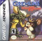 Gremlins: Stripe vs. Gizmo (Nintendo Game Boy Advance, 2002)