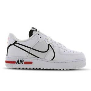 air force 1 bianche ragazzo