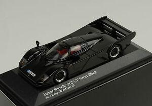 Porsche-962-GT-Street-Negro-MUNDO-Special-1-43-MINICHAMPS