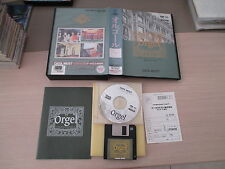 PSYCHIC DETECTIVE SERIES VOL.4 ORGEL FM TOWNS MARTY JAPAN IMPORT COMPLETE IN BOX