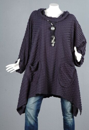 pull pull 60 tunique blouse chemise long xl laine longtop kaschierwunder wPq1qt