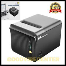 318 80mm Thermal Receipt Printer Print Speed 250mms Pos Printer Auto Cutter