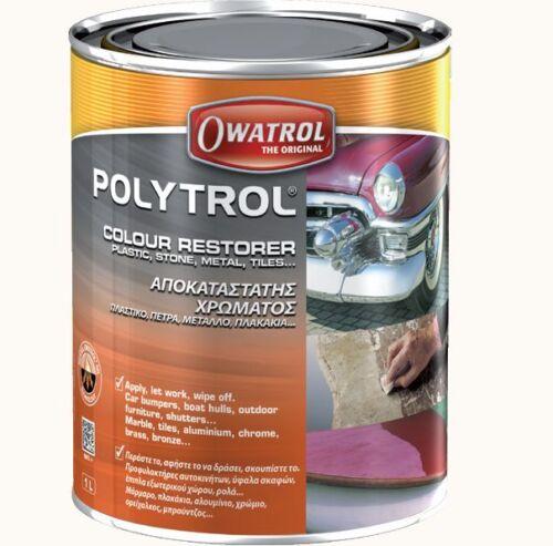 owatrol polytrol rigenerante per plastica pietra marmo granito vernici 0.5 lt