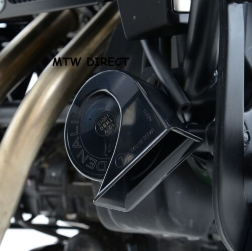 R/&G Denali Soundbomb Mini Motorcycle Horn 113dB LOUD