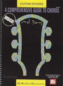 A Comprehensive Guide To Chords Guitare études Livre-afficher Le Titre D'origine Performance Fiable