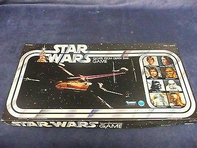 VINTAGE ANTIQUE RETRO 1977 KENNER STAR WARS ESCAPE FROM ...