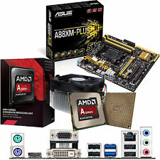 AMD Kaveri A10 7850K 3.7 GHZ & ASUS A88XM-PLUS Inc RADEON R7-Scheda madre e CPU Bundle