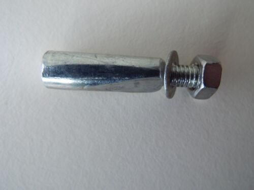 Kurbelkeil  9,5 mm lange Fläche lose Stahl Tretkurbel Fahrradersatzteile #41404