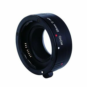 Movo-25mm-AF-Macro-Extension-Tube-for-Canon-EOS-Rebel-T6-T6i-T6S-T5-T5i-80D-70D