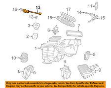 HONDA OEM CR-V Temperature-In-Car Interior Temperature Sensor 80530SWAA41ZA
