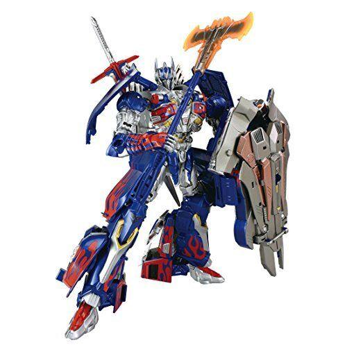 Nuevo Takara Tomy Transformers The Last Caballero Tlk-15 Calibur Optimus Prime