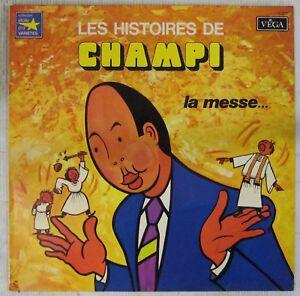 Les-histoires-de-Champi-33-tours-La-messe