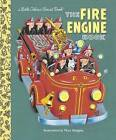 Fire Engine Book by Tibor Gergely, Golden Books (Board book, 2015)