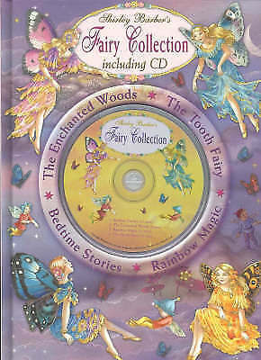 """""""AS NEW"""" Shirley Barber, Fairies Collection - Book and CD (Book & CD) (Book & CD"""