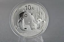 2011  1 oz Silver Chinese Panda Coin  *