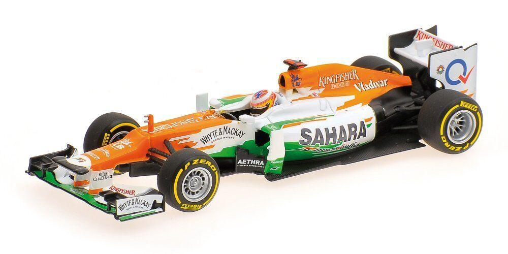 Force India Mercedes VJM05 VJM05 VJM05 Paul di Resta Formula 1 2012 1 43 Model 410120011 2f421c