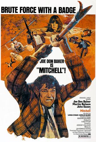 1975 Movie Poster Mitchell