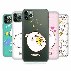 Details about OFFICIAL MOLANG MOLANG AND PIU PIU SOFT GEL CASE FOR APPLE iPHONE PHONES