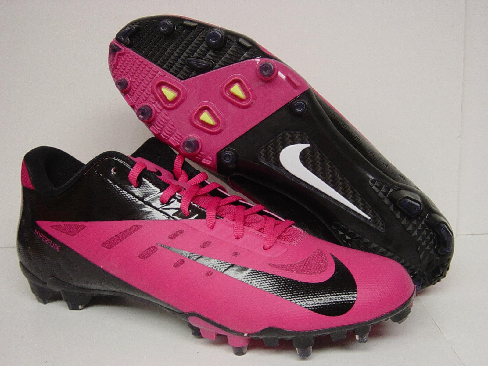Nuova elite Uomo nike vapore talon elite Nuova basso 500068 600 rosa calcio calcio scarpe no coperchio 47e952