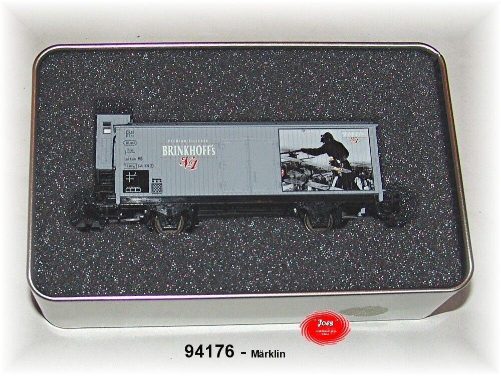 Märklin 94176 Refrigerator Wagon   Brinkhoffs No 1   with Brakeman's Cab
