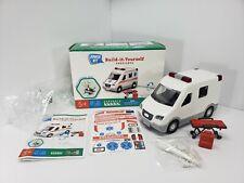 Revell 1//20 Ambulance Junior Plastic Model Kit 45-1012 RMX451012