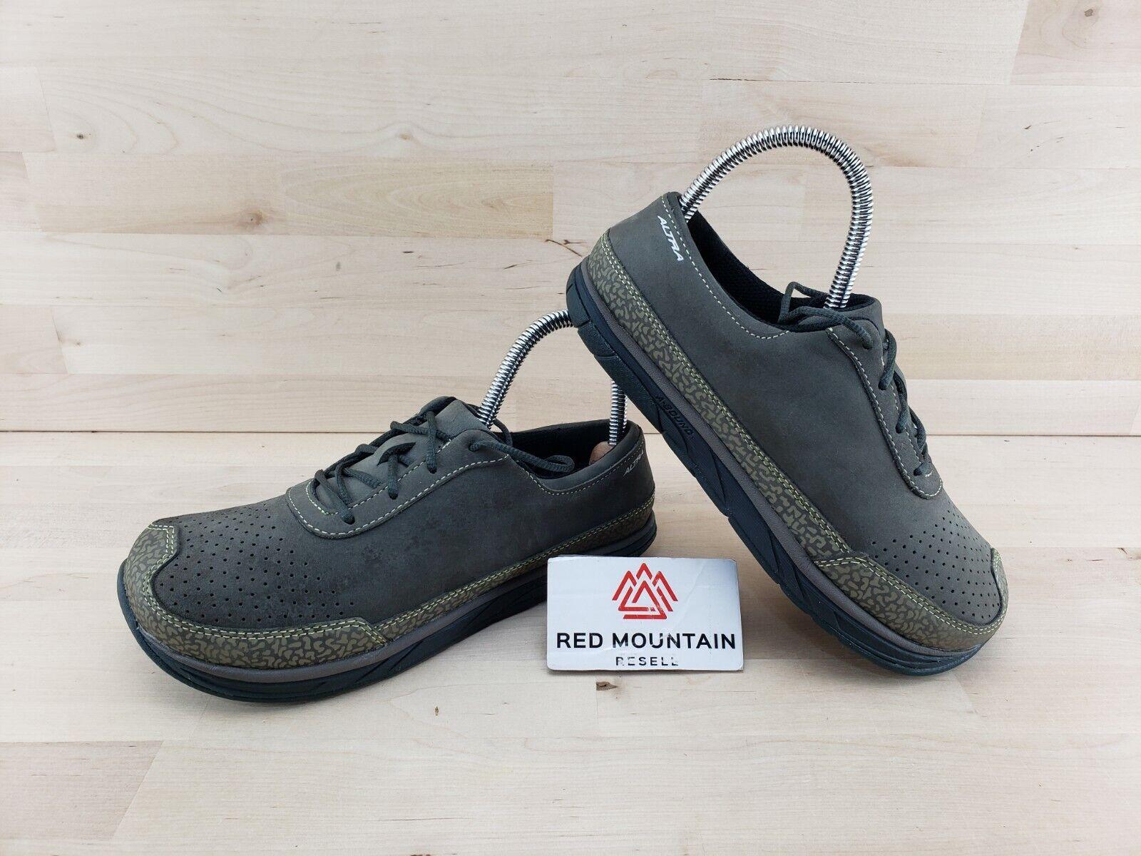 Altra Run naturel zero drop MARRON Chaussures de marche A2473-1-070 - Femme Taille 7