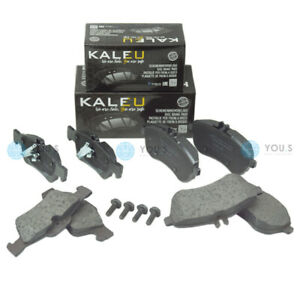 Kale-Front-Brake-Pads-Rear-for-Mercedes-E-Class-W212-T-Model-S212