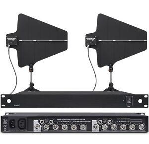 Passive wideband directional remote UHF antenna e