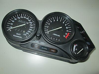 KAWASAKI ZZR1100  ZZR 1100  ZXT 10C  Cockpit Drehzahlmesser Tacho