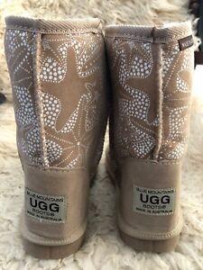 Stock-Clearance-Women-s-sheepskin-ugg-boots