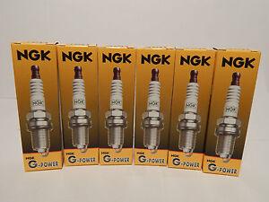 Set of 4 Spark Plugs NGK G-Power Platinum 7082 Fits Toyota Hyundai Audi Chevrol