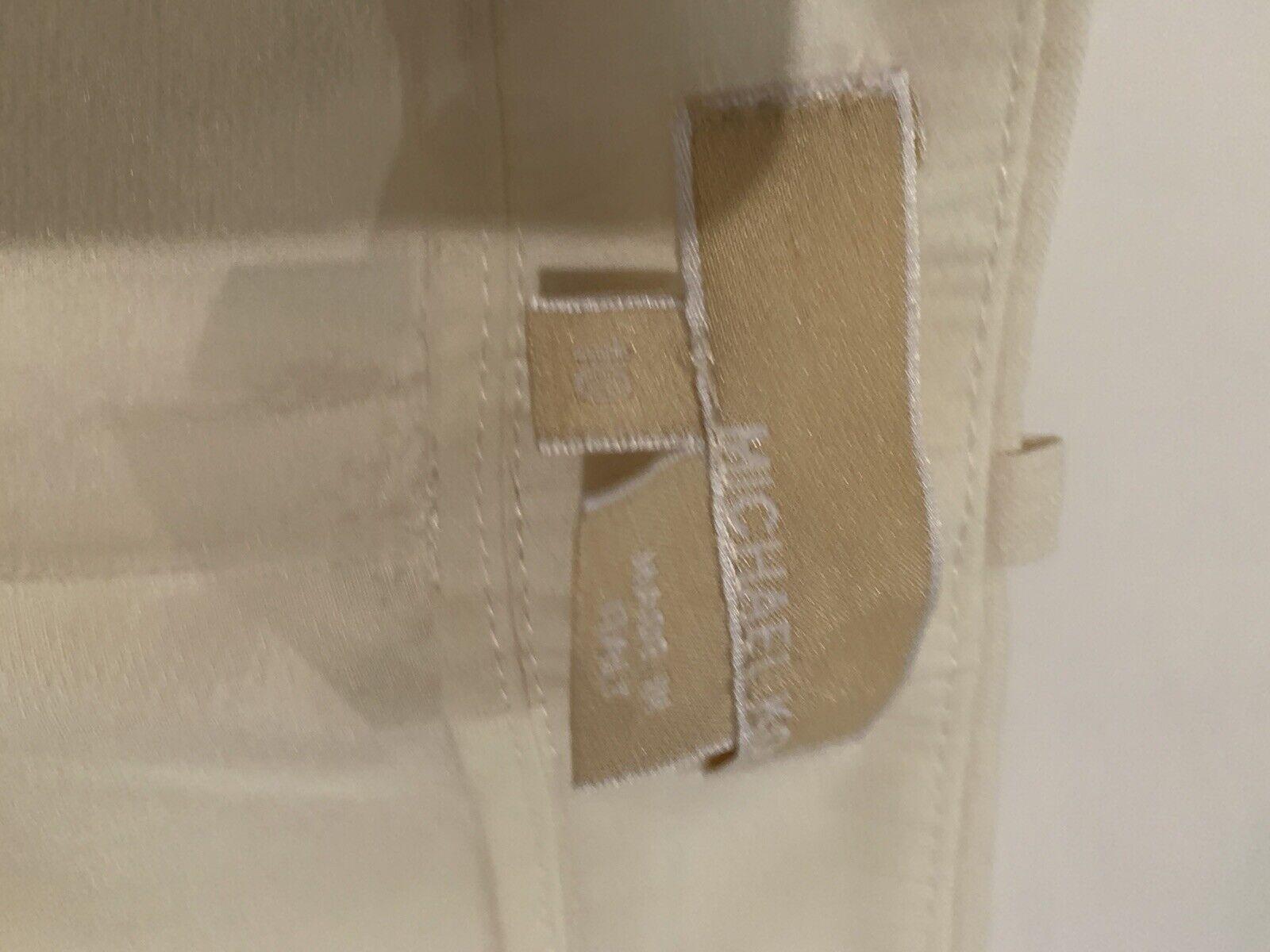 Cream Linen Michael Kors Suit - image 4