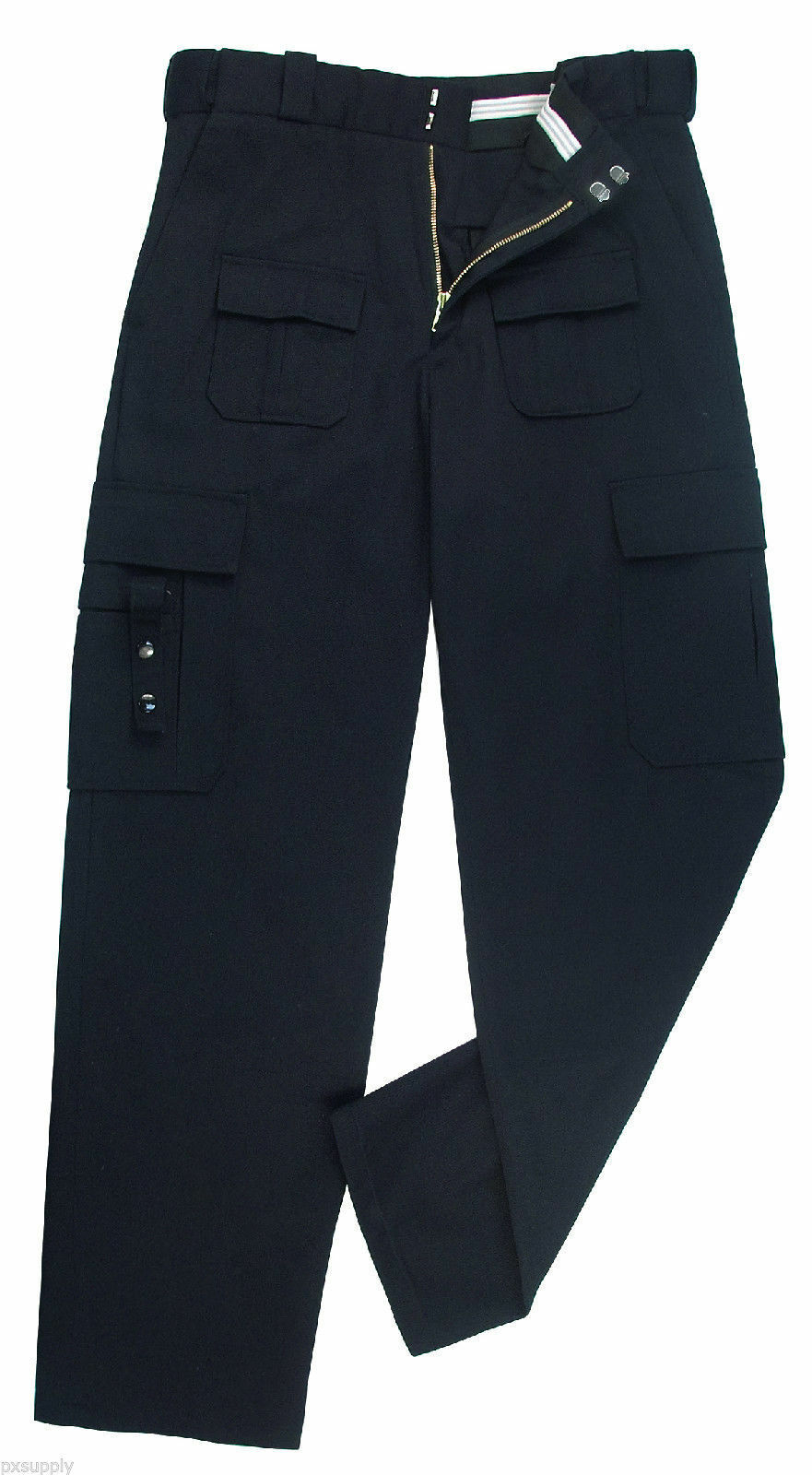 Midnite bluee Police Style Ultra Tec Tactical BDU Uniform Pants 9861 redhco