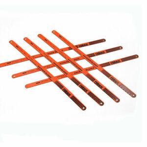 10-PCS-Bimetall-Handsaegeblatt-Sandflex-300-mm-24-Zaehne-Bi-Metall-Blaetter-DE
